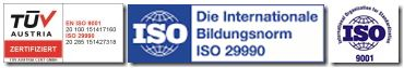 Accreditation ISO